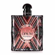 Описание аромата Yves Saint Laurent Black Opium Pure Illusion